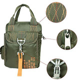 Military Parachute Style Bag Tote Deployment #4
