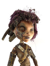 Salvaged Wasteland Dolls by Mark Cordory Articulating 1