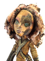 Salvaged Wasteland Dolls by Mark Cordory Articulating 2
