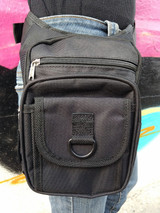 Leg Purse Tactical Bag Waist Hip Holster Pouch Belt Brown Khaki Olive