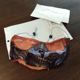 Mad Max Face Mask Immortan Joe Blood Bag