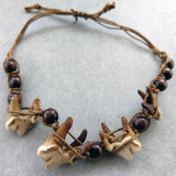 Teeth Bracelet Molar Tribal Post-apocalyptic