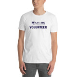 LV-QC Volunteer Men's Unisex T-Shirt