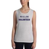 LV-QC Volunteer Ladies' Muscle Tank | Army of the Dead