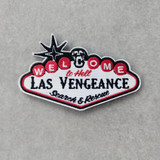 Las Vengeance Patch Velcro | Army of the Dead