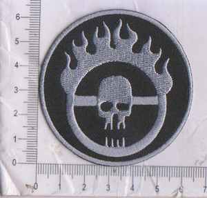 Mad Max Fury Road War Boy patch