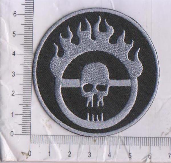 Mad Max Fury Road War Boy patch