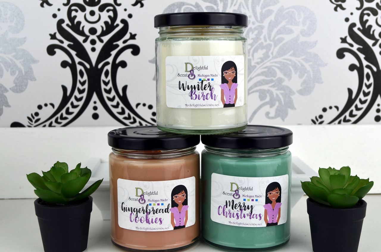 9 ounce Candles