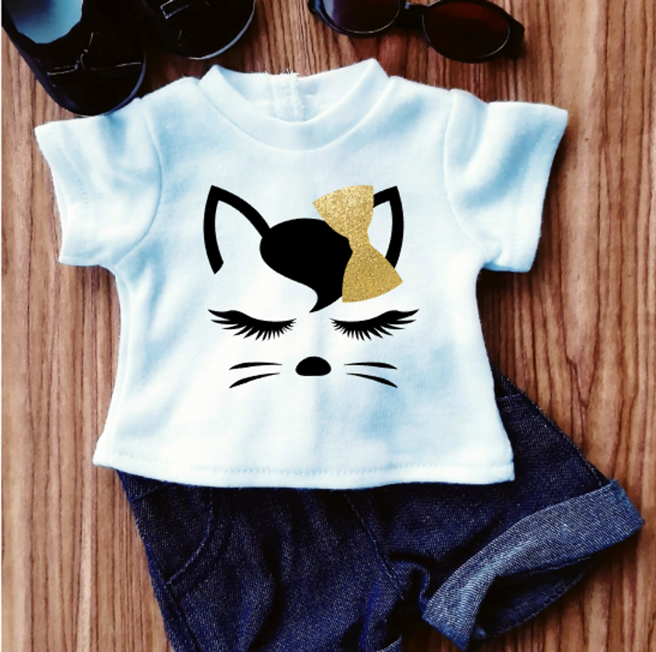 Doll  Graphic Tees