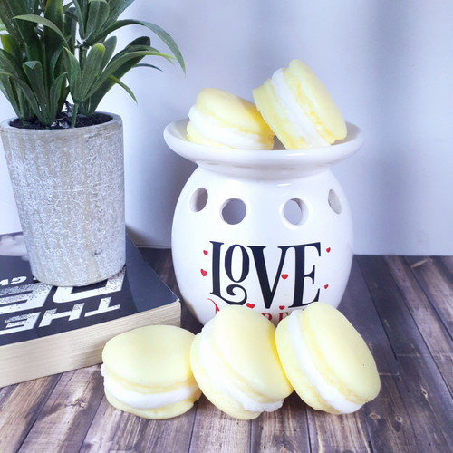 MM- Lemon Lavender Cupcake