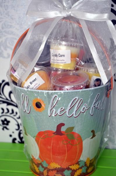 AS - Autumn sampler tin