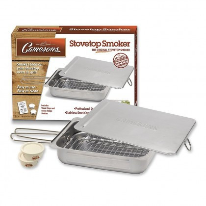 Stovetop smoking