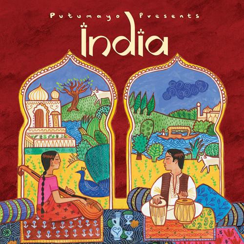 Putumayo Music CD of Indian Songs 'India'