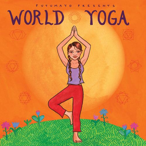 Putumayo World Yoga Music CD 'World Yoga'