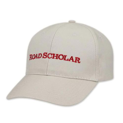 Cotton Twill Cap 'Road Scholar'