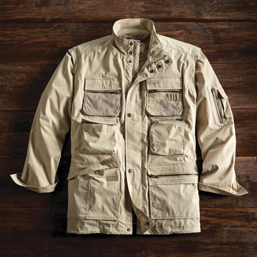 Convertible Travel Jacket 'Backwoods Adventure'