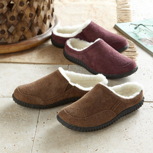 Women's Sheepskin and Leather Travel Shoes 'Comfortable Style'