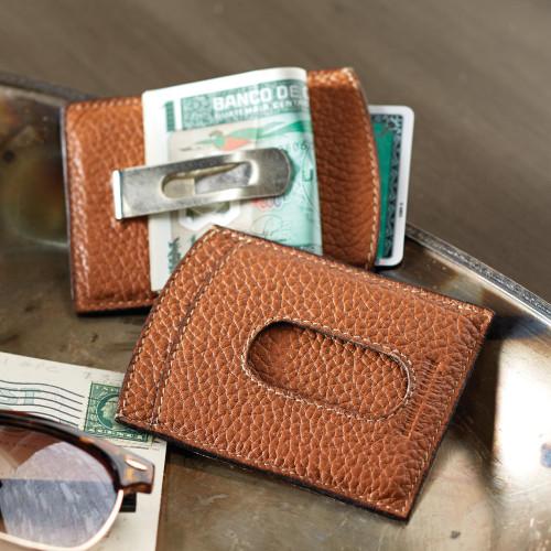 Italian Money Clip 'Savvy Traveler'