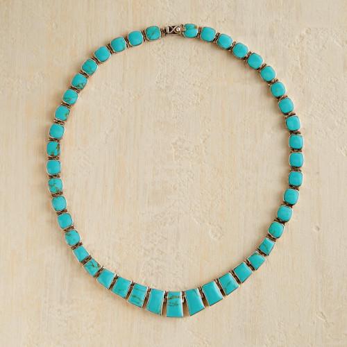 Chilean Necklace 'Andean Treasure'