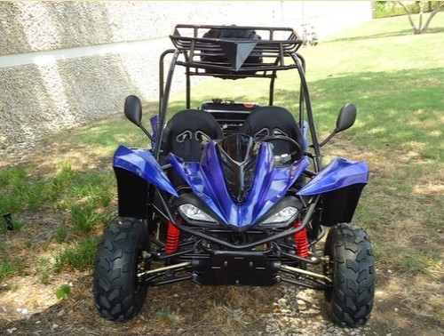 """2019 New Rps Tiking 125-3 (Tk125-3) Go Kart 8"""" Rims And Tires 1 Spare Tire , Auto With Reverse"""