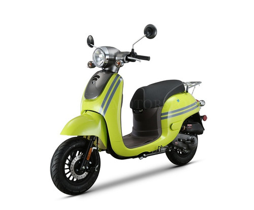 Amigo Citi-50 4 Stroke Gas Moped Scooter, USB Port