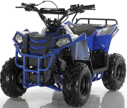 APOLLO MINI COMMANDER 110CC ATV, AUTO NO REVERSE - FULLY ASSEMBLED AND TESTED