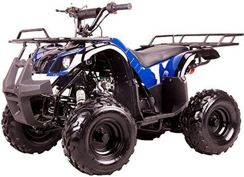 "Coolster ATV-3050D Kodiak-Hd 110CC Youth Atv - Big 16"" Tires, 110CC Air Cooled, Single Cylinder, 4-Stroke - Fully Assembled and Tested"