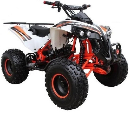 COOLSTER 3125B 125CC FULLY AUTO ATV