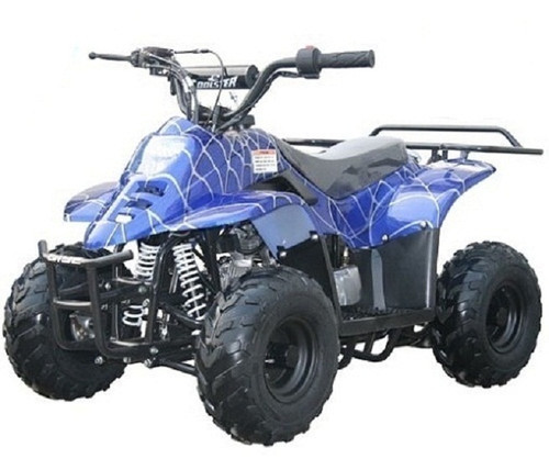 Coolster 3050C-Tumbleweed-Hd Youth Atv, Honda Clone, 110Cc Air Cooled, Single Cylinder, 4-Stroke ATV