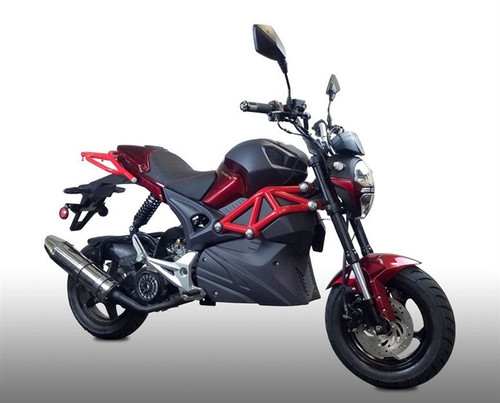 VITACCI ROCKET 150CC SPORT BIKE, 4 STROKE,SINGLE CYLINDER,AIR-FORCED COOL - FULLY ASSEMBLED AND TESTED