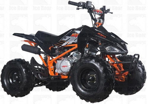 ICE BEAR PREDATOR 125(PAK125-1) AUTOMATIC WITH REVERSE ATV