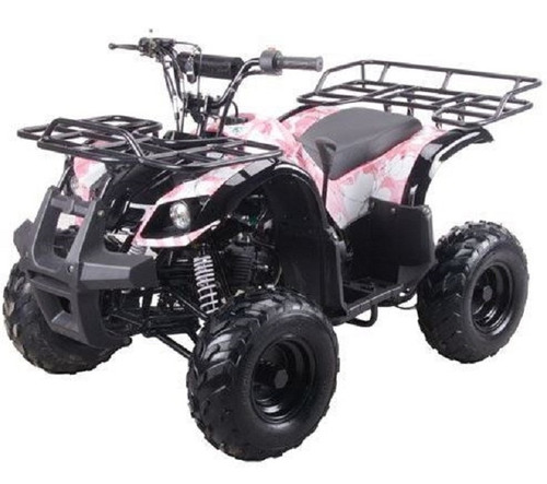 Coolster 3125XR8 KODIAK-HD 125CC Mid Size ATV with REVERSE Fully Assembled and Tested