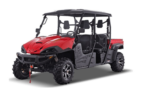 MASSIMO ALLI700-5, 686cc Electric, One Cylinder, Four Stroke, Liquid-Cooled