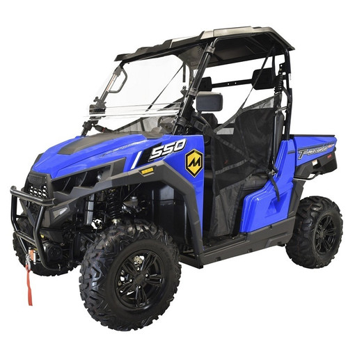 MASSIMO T-BOSS 550 4WD UTV, 493CC FOUR STROKE SINGLE CYLINDER SOHC