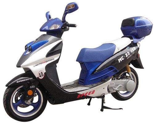 ROKETA MC-23 150CC FULLY ASSEMBLED SCOOTER