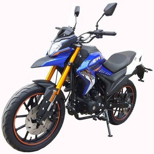 Roketa DB-47 250cc (2018) Dirt Bike, 4-Stroke, Single Cylinder, Air Cooling