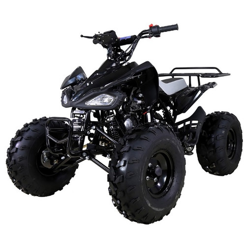 Taotao Cheetah Mid Size ATV 125 107CC, Air cooled, 4-Stroke, 1-Cylinder, Automatic with Reverse - Fully Assembled and Tested