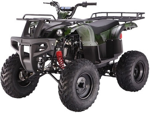 Taotao BULL150 150CC, Air Cooled, 4-Stroke, 1-Cylinder, Automatic - Fully Assembled and Tested