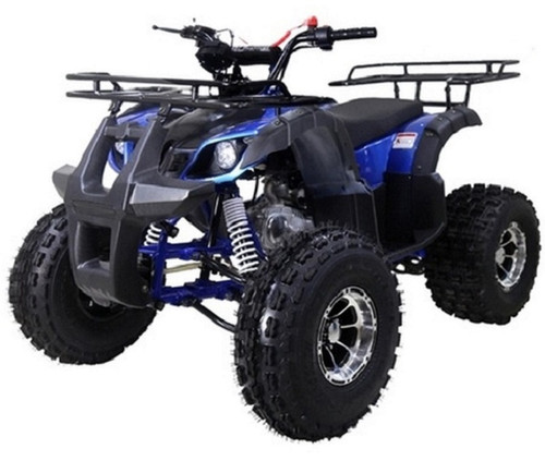 TaoTao 125CC NEW TFORCE Mid Size ATV, Automatic with Reverse, Air Cooled, 4-Stroke, 1-Cylinder - Fully Assembled and Tested
