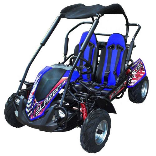 TrailMaster Blazer 200R, Air Cooled 4-Stroke, Single Cylinder Go Kart