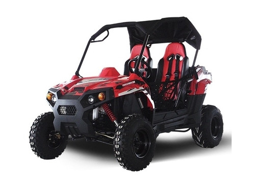TrailMaster Challenger 300E UTV Side-by-Side, Liquid-Cooled Fully Automatic with Reverse Engine