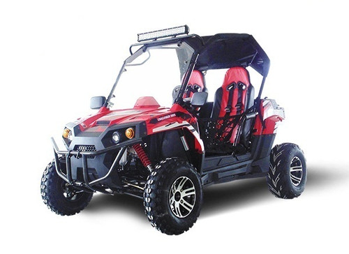 TrailMaster Challenger 300X IRS Upgrades UTV Side-by-Side, Water-Cooled Single-Cylinder Four-Stroke