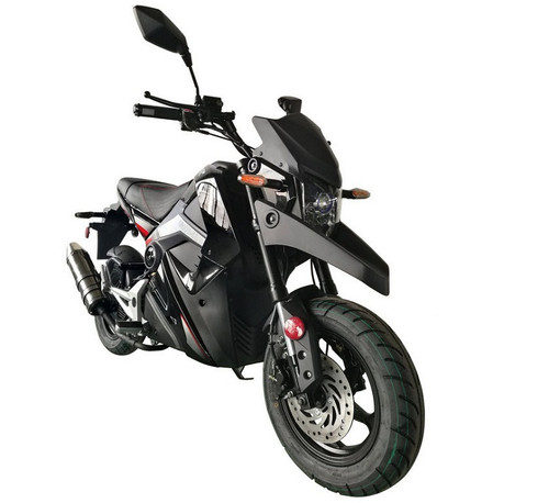 Vitacci Orion 49cc Motorcycle, Electric/Kick, 4 Stroke, Single Cylinder, Air-Forced Cool - Fully Assembled and Tested