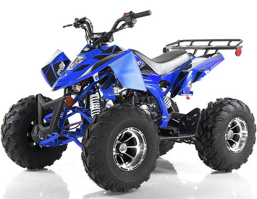 Nwe Apollo Sniper 125cc DLX ATV, Full-Automatic With Reverse