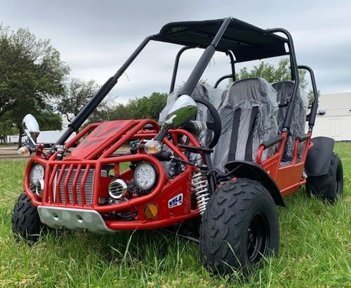 New TrailMaster EFI Go Kart 300 XRS4E, CVT Fully Automatic Liquid Cool Engine