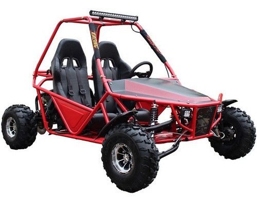 Vitacci Batman-200cc Deluxe, 177.3cc 4-Stroke, Single Cylinder, Fully Auto With Reverse