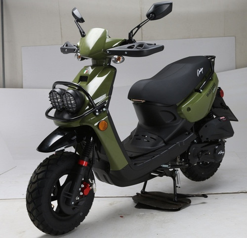 Amigo Warrior 150cc 4 Stroke Gas Scooter
