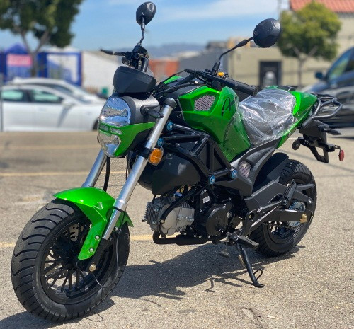 Amigo MORRO 125cc, Fully Automatic, Gas Moped Scooter