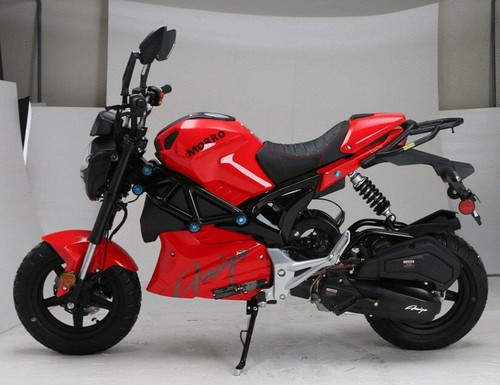 Amigo 2021 Morro-150 Fully Automatic Street Bike Style Gas Scooter