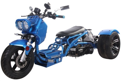 Ice Bear MADDOG 150cc Motor 2020 (PST150-19N) Trikes